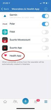 Account Health app 3 EN