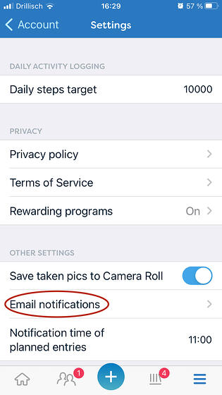 Email mobile 1